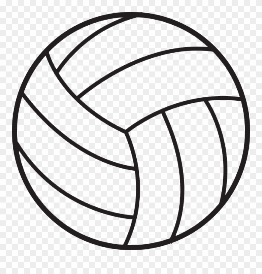 Volleyball clipart vectors free library Vector Download Transparent Clip Art Download - Volleyball ... free library