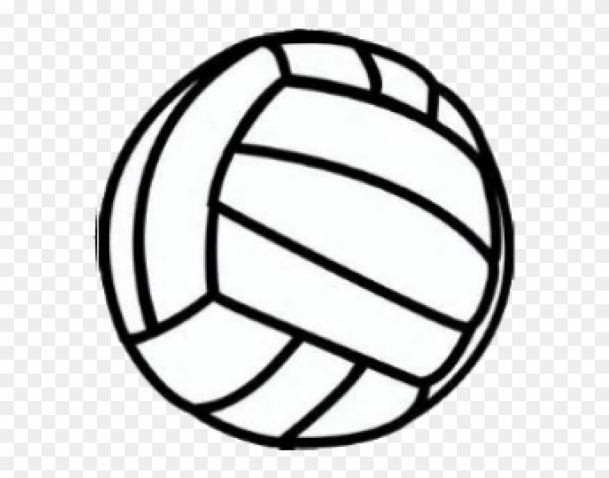 Svolleyball clipart vector freeuse download Volleyball - Volleyball Clipart Transparent Background - Png ... vector freeuse download
