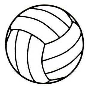 White volleyball clipart clipart transparent stock Free Volleyball Clip Art, Download Free Clip Art, Free Clip ... clipart transparent stock