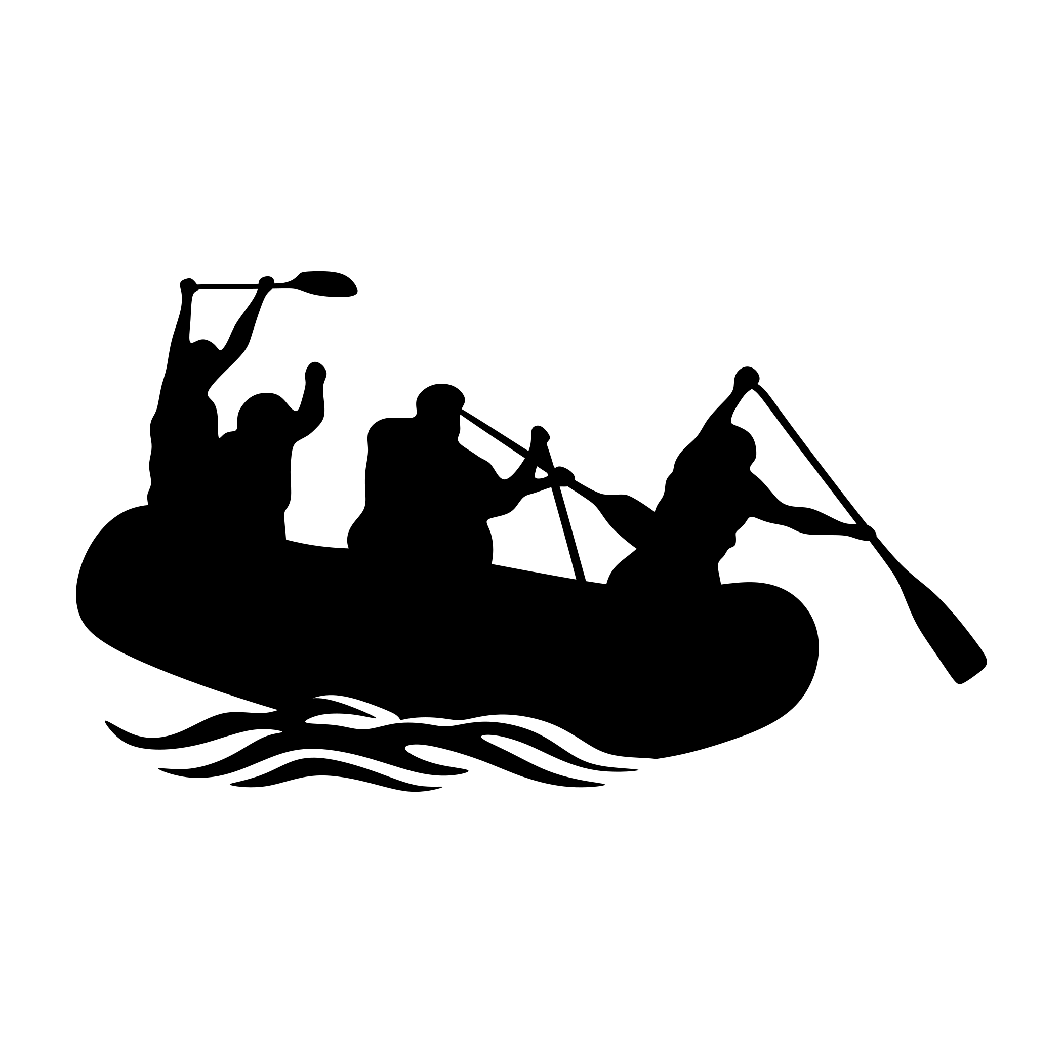 White water rafting image clipart svg stock White Water Rafting #CustomPrintedTshirts ... svg stock