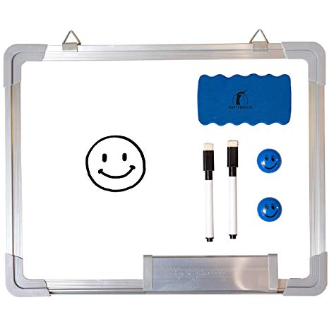 Whiteboard clipart individual image royalty free library Whiteboard Set - Small Dry Erase Board 15 x 12\