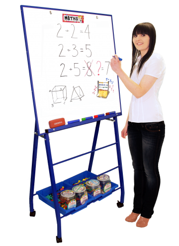 Whiteboard clipart individual jpg free Magnetic and Dry Wipe Classroom Easels jpg free