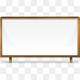 Whiteboard clipart png picture black and white Whiteboard clipart png 1 » Clipart Portal picture black and white