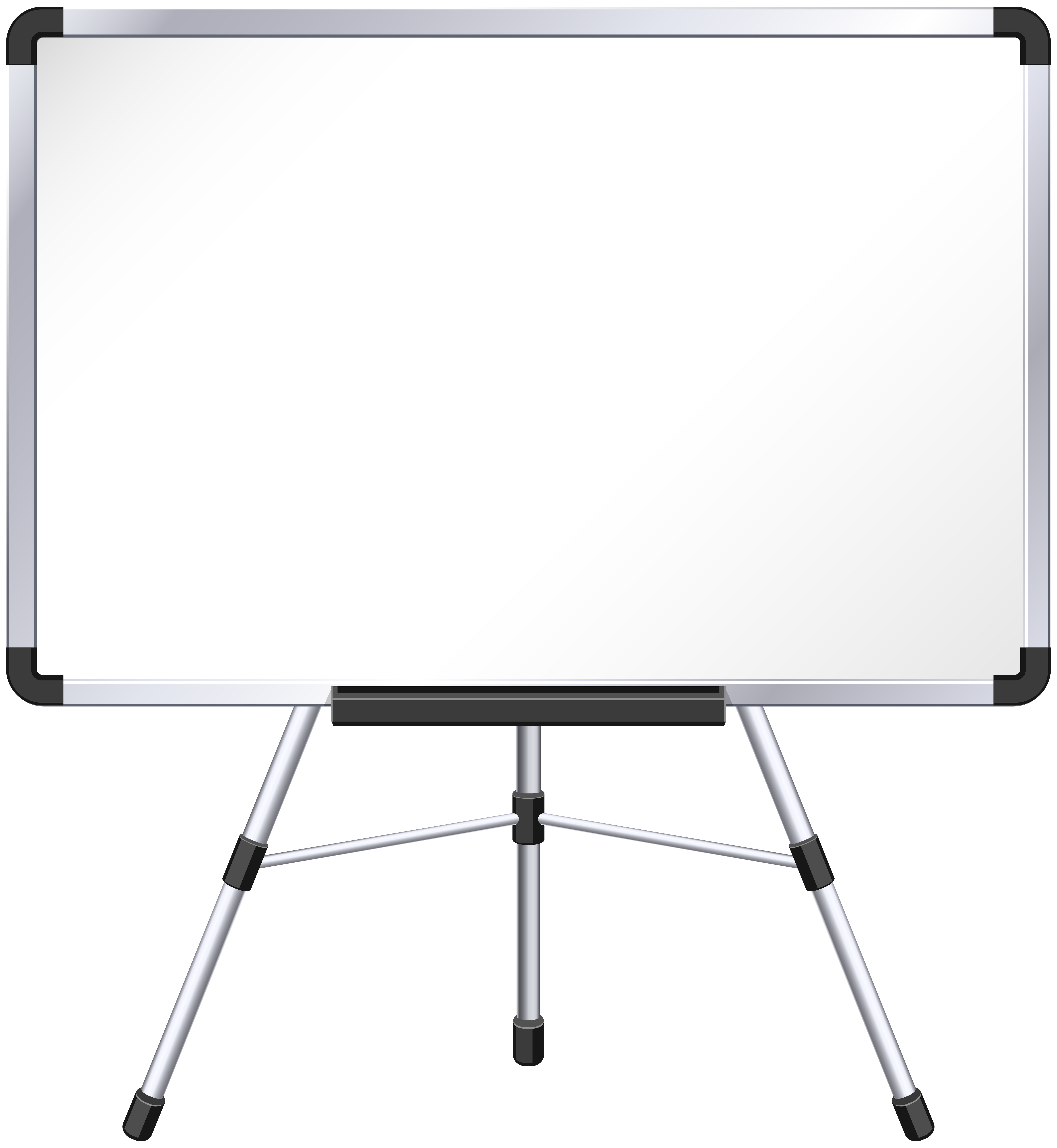 Whiteboard clipart png graphic royalty free stock Whiteboard PNG Clip Art Image | Gallery Yopriceville - High ... graphic royalty free stock
