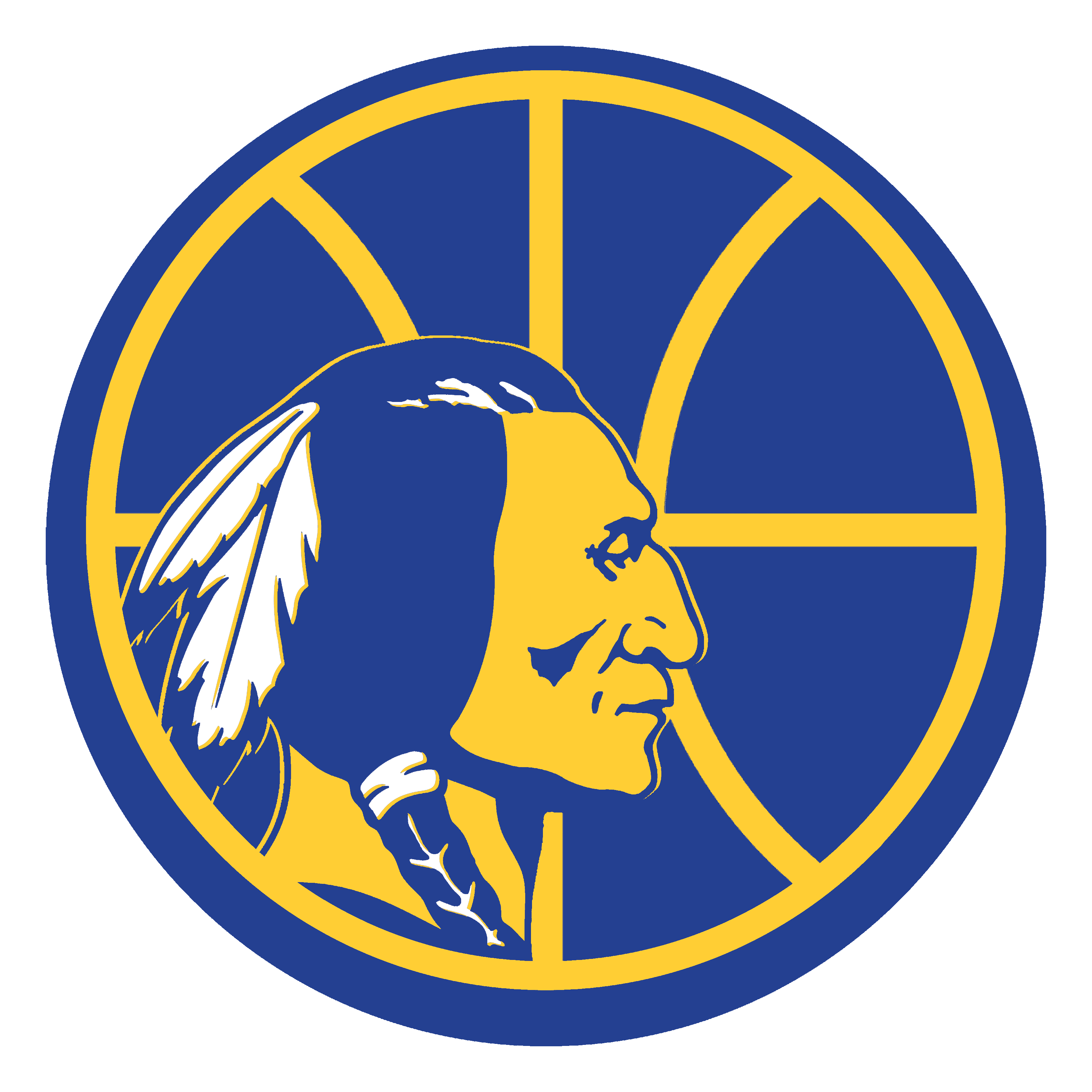 Whiteland warriors basketball clipart image royalty free stock About Warriors Basketball Club image royalty free stock