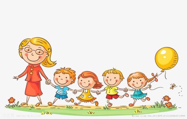 Kids and teacher clipart clip art royalty free stock Image result for teacher with children clipart | Clip art ... clip art royalty free stock