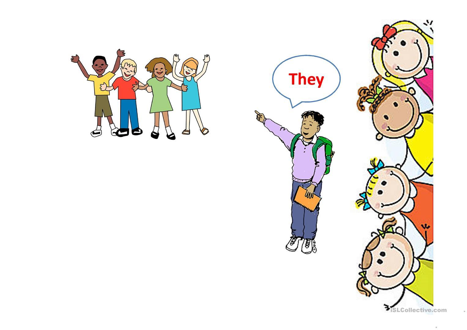 Clipart they banner free They pronoun clipart 5 » Clipart Portal banner free