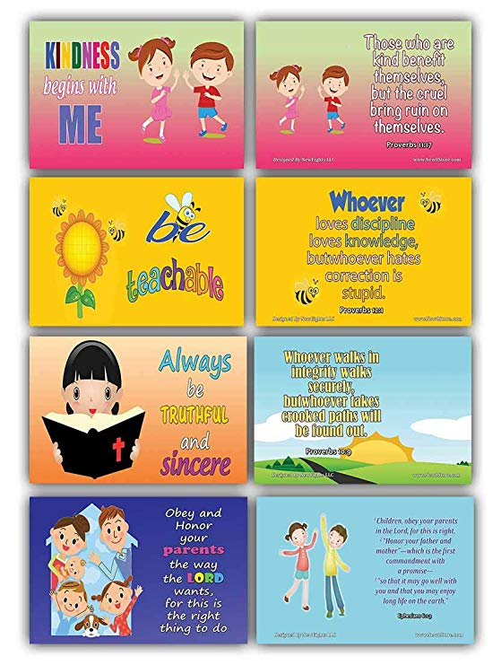 Whoever walks in integrity walks securely clipart image freeuse Amazon.com: Daily Devotional Topical Bible Verses for Kids ... image freeuse
