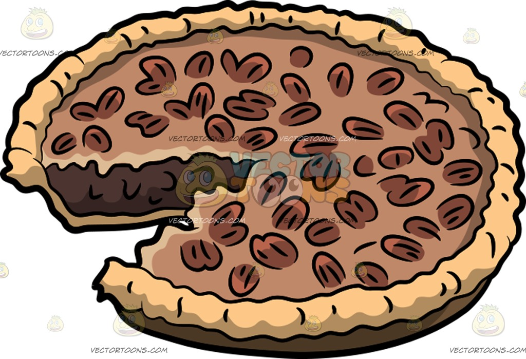 Whole chocolate pie clipart banner freeuse download Chocolate Pie Clipart banner freeuse download