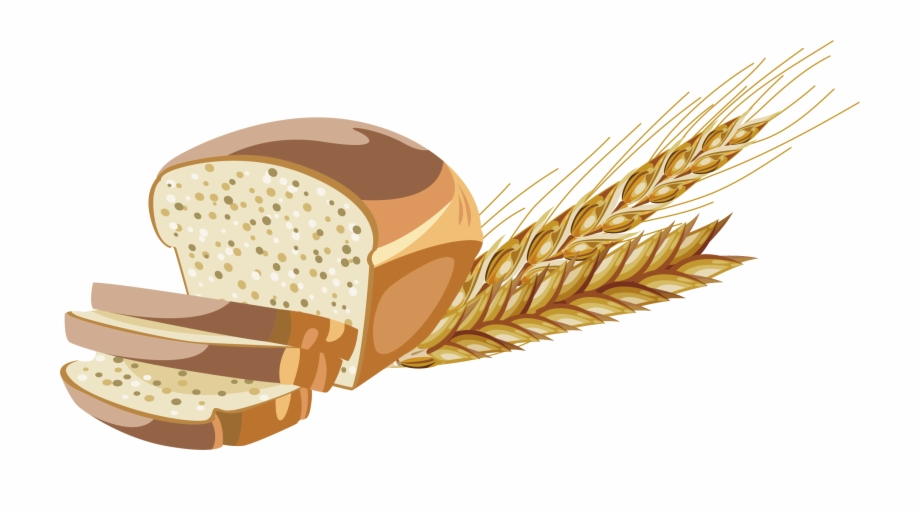 Whole grain free clipart vector royalty free stock Whole Bread Brown - Whole Grain Bread Clipart, Transparent ... vector royalty free stock