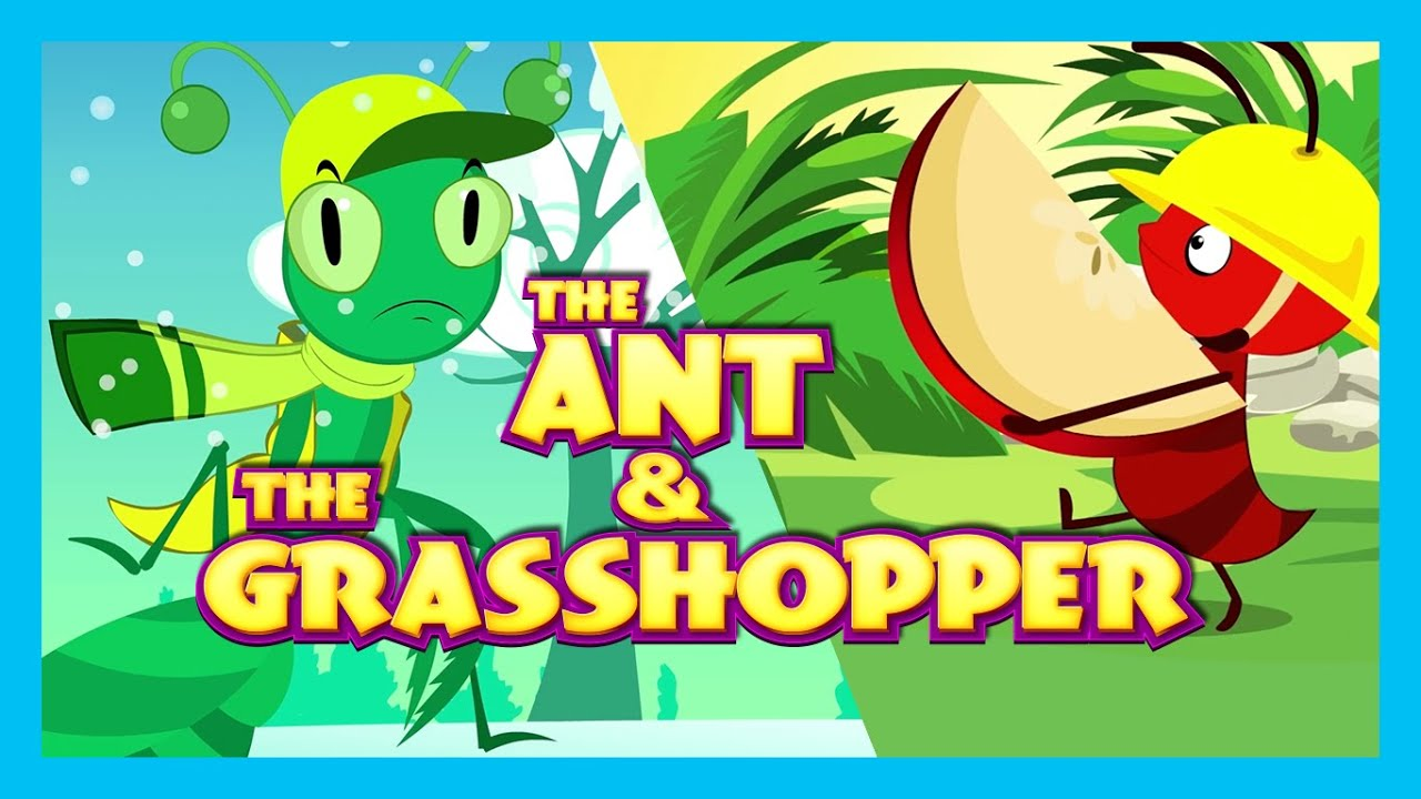 Whole group story time clipart clipart library library The Ant and The Grasshopper Story (English Short Story for Kids) clipart library library