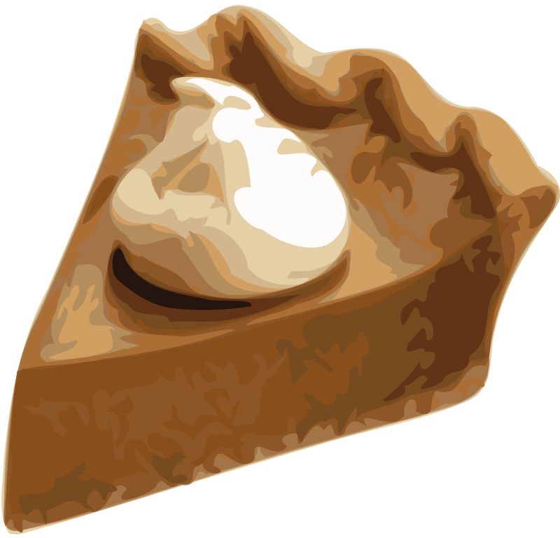Whole pumpkin pie clipart png image download November | 2010 | Readable Blog image download