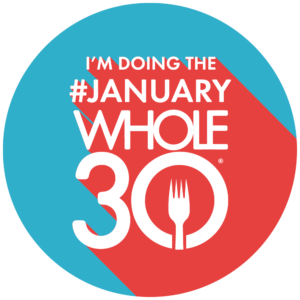 Whole30 challenge clipart graphic freeuse library Your Exclusive #JanuaryWhole30 Share Graphics and Printable ... graphic freeuse library