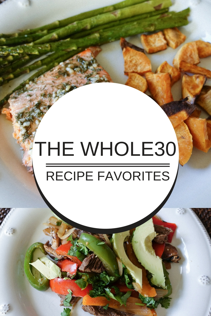 Whole30 challenge clipart banner library library The Whole30 Recipe Favorites – The Autumn Girl banner library library