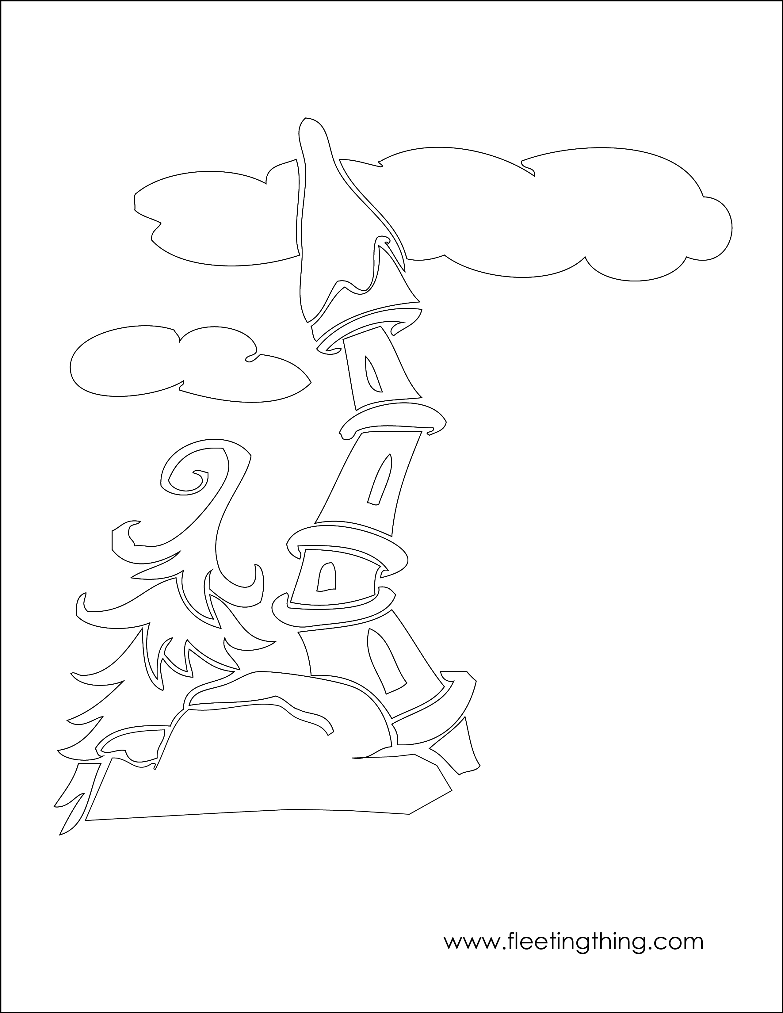 Whoville characters clipart graphic royalty free library Free Whoville Characters Coloring Pages, Download Free Clip ... graphic royalty free library