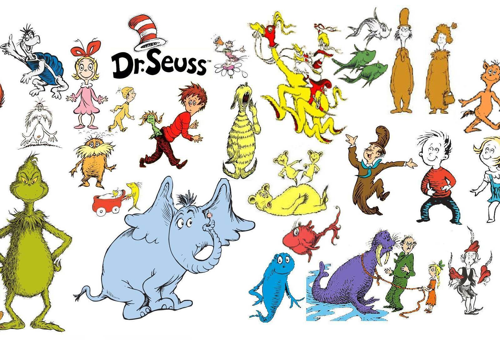 Whoville characters clipart clip transparent stock Whoville Characters Clipart - Free Clipart clip transparent stock