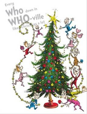 Whoville tree clipart svg transparent library Dr. Seuss Posters For Sale At AllPosters.c #187106 ... svg transparent library