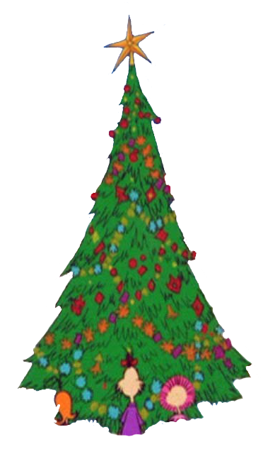 Whoville tree clipart clip free download Whoville Tree Png & Free Whoville Tree.png Transparent ... clip free download