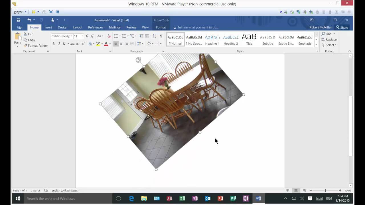 Why can t i move clipart in word png How to insert and move a picture in Word 2016 png