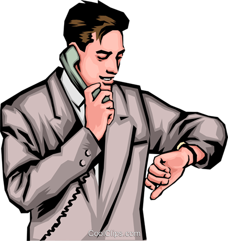 Why use clipart over jpg clip art royalty free download Man with phone & watch Royalty Free Vector Clip Art ... clip art royalty free download