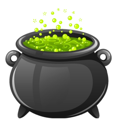Wiches teapot clipart clip art library stock Witches cauldron halloween cartoon clip art - WikiClipArt clip art library stock
