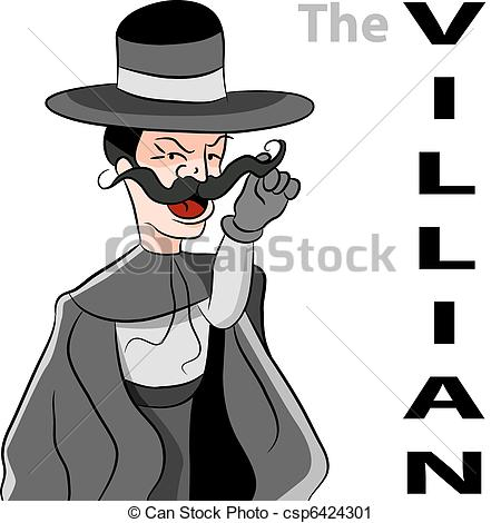 Wicked person clipart picture stock Evil Person Clipart picture stock