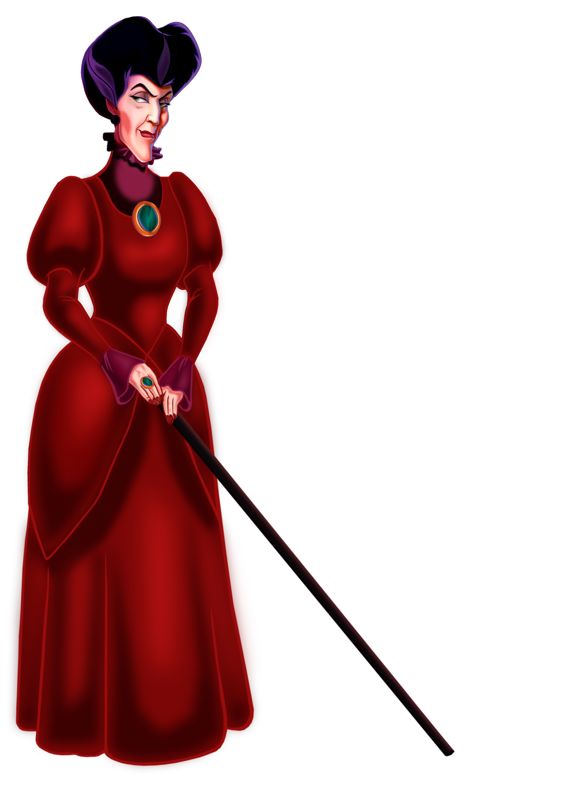 Wicked stepmother cinderella clipart clipart royalty free stock Lady Tremaine   Villains Wiki   FANDOM powered by Wikia clipart royalty free stock