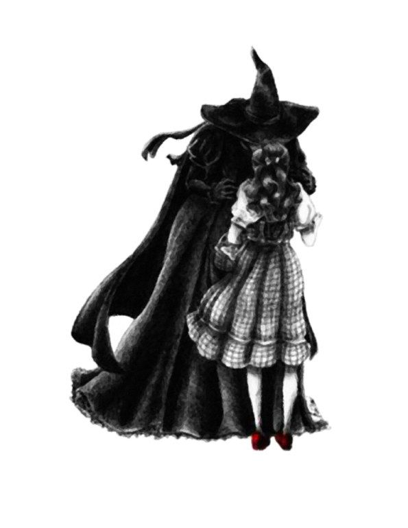 Wicked witch clipart transparent background clip free stock Wicked Witch Image, Dorothy Cutout, WIZARD Of OZ IMAGE ... clip free stock