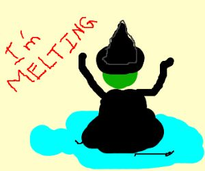 Wicked witch of the west melting clipart clipart freeuse library Wicked Witch Images   Free download best Wicked Witch Images ... clipart freeuse library