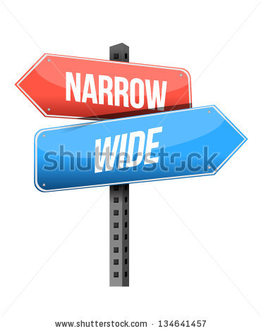 Wide and narrow clipart banner free Narrow Road Stock Images, Royalty-Free Images & Vectors | Shutterstock banner free