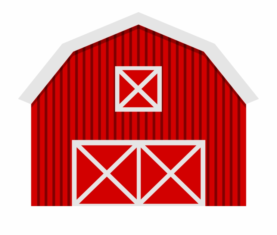 Wide barn clipart picture freeuse library Graphic Download On The Farm Clip Art Scrapbooks And ... picture freeuse library