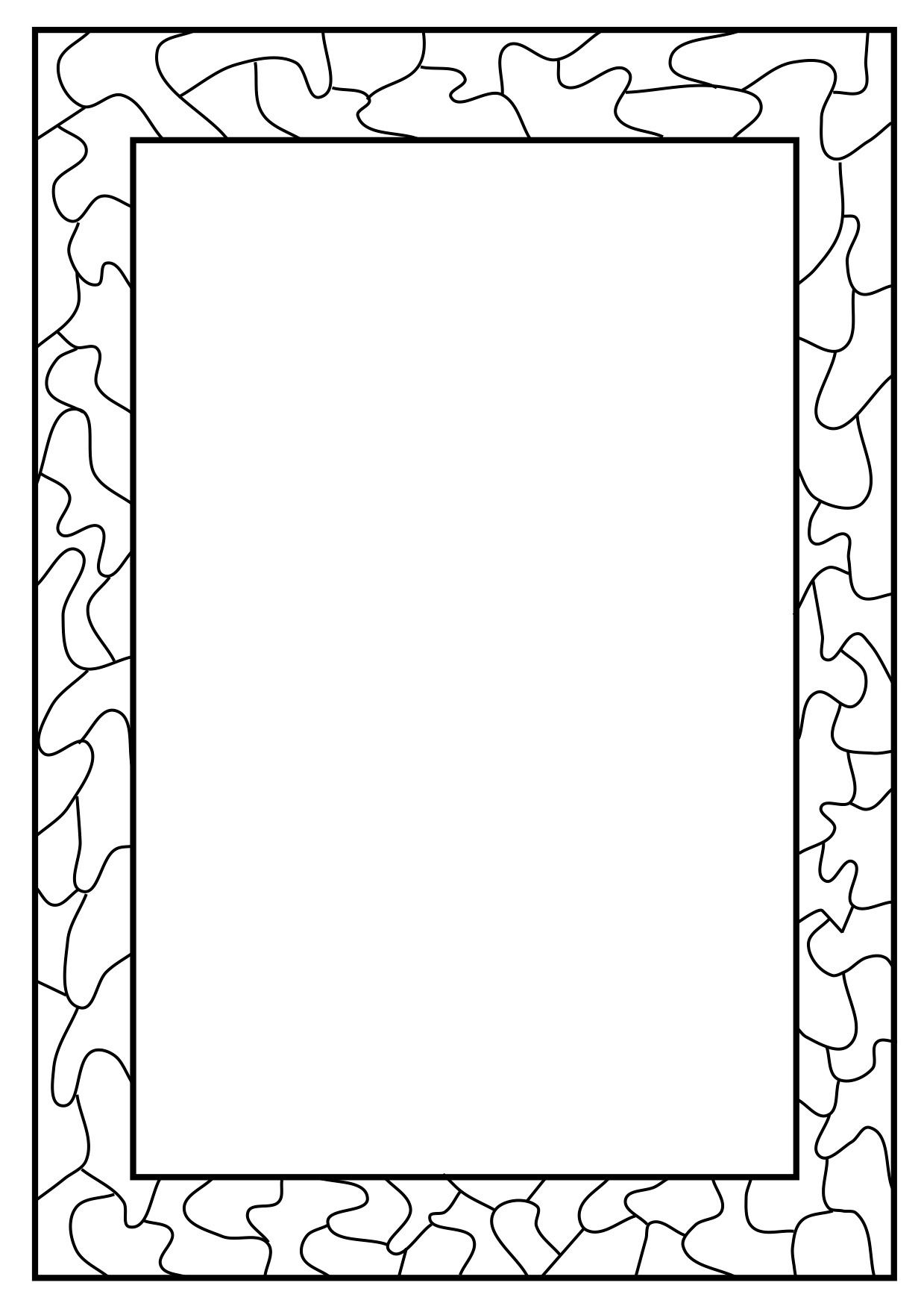 The range clipart frames freeuse download Full page borders - print out a wide range of free page ... freeuse download