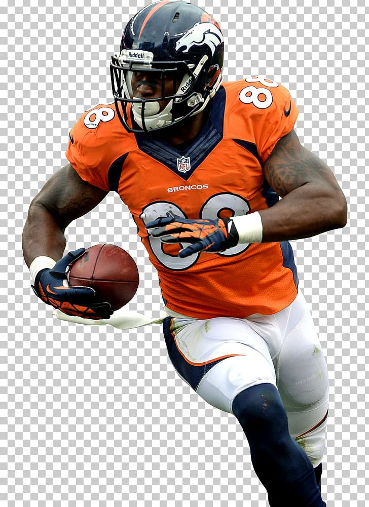 Wide recieer player clipart free free Denver Broncos NFL Wide Receiver American Football Franchise ... free