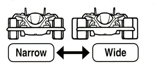 Wide vs thin clipart png royalty free Narrow VS. Wide Tires Wide Tires: Provide stability during ... png royalty free