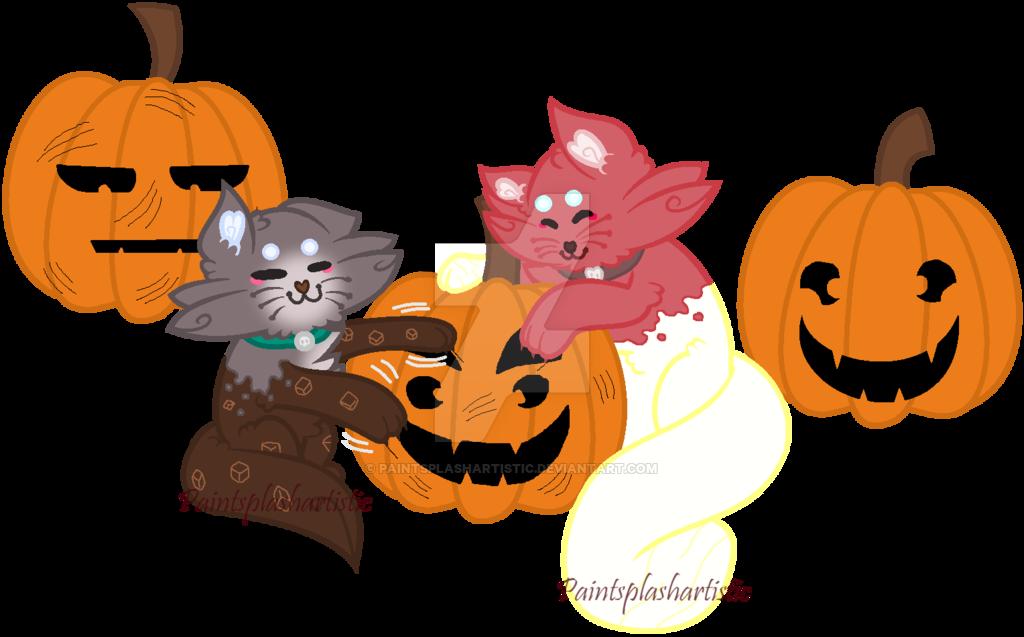 Wierd pumpkin clipart jpg free Lets make a weird lookin pumpkin! - OC'S by paintsplashartistic on ... jpg free