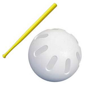 Wiffle ball and bat clipart picture freeuse library Wiffleball Ballbarians picture freeuse library