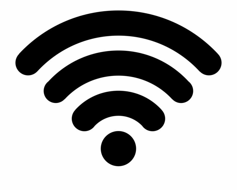 Wifi symbol free clipart picture black and white library Png File - Wifi Symbol Free PNG Images & Clipart Download ... picture black and white library