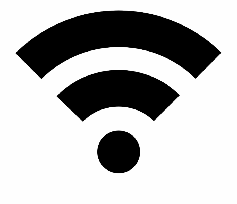 Icon signal clipart clipart Icon Of Wifi Signal Strength - Wireless Signal Icon Free PNG ... clipart