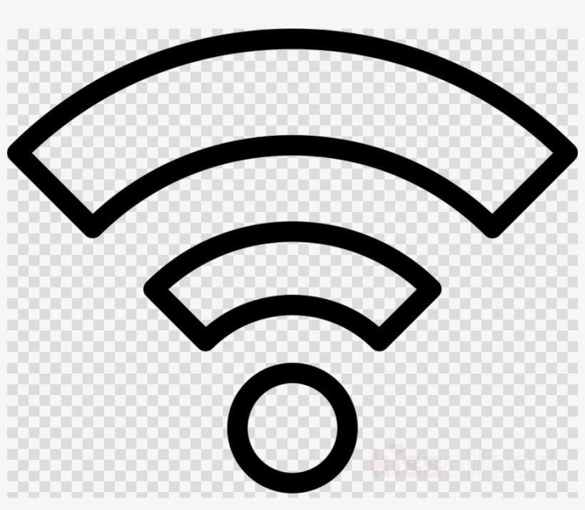 Wifi symbol clipart jpg freeuse stock Wifi Symbol White Png Clipart Wi-fi Clip Art - White Wifi ... jpg freeuse stock