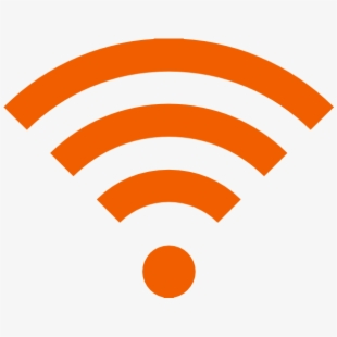 Wifi symbol free clipart transparent library Wifi Icon, Clip Art, Pictures - Yellow Wifi Icon Png #548258 ... transparent library