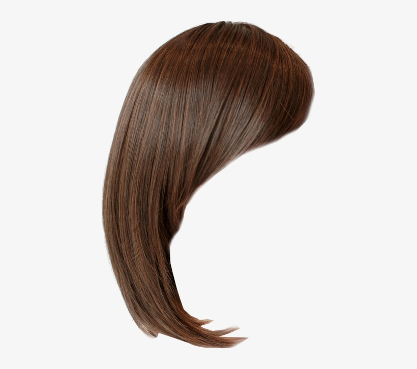 Wig clipart transparent background banner free stock Hair Style Side Bob Transparent Background Clip Free - Wig ... banner free stock