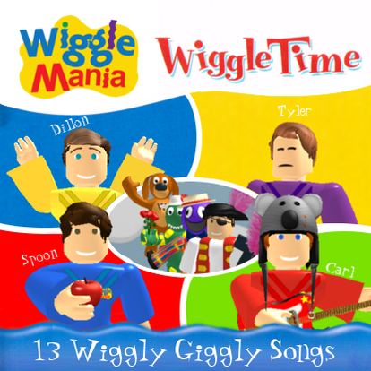 Wiggle challenge clipart jpg library stock Wiggle Time - Wigglemania jpg library stock