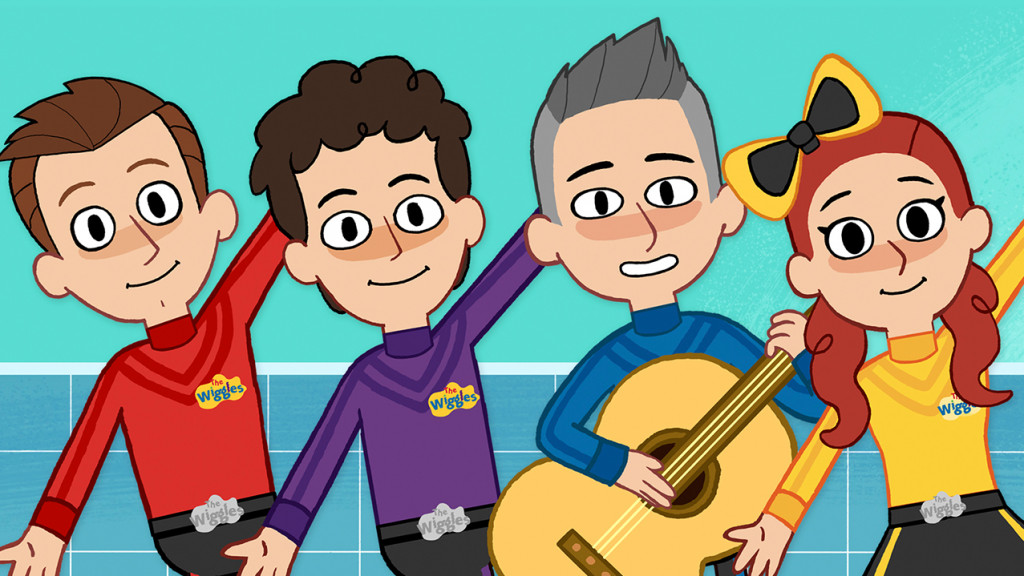 Wiggle challenge clipart png library stock The Wiggles have finally released a potty training song! png library stock
