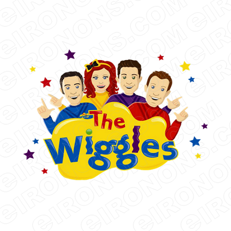 Wiggles logo clipart