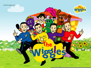 Wiggles logo clipart vector freeuse download Wiggles Logo Printable | Free Images at Clker.com - vector ... vector freeuse download