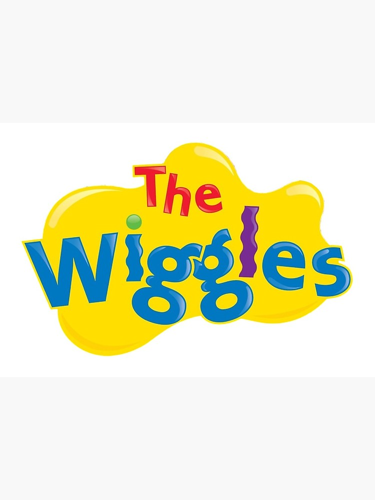 Wiggles logo clipart png transparent stock the wiggles logo | Art Board Print png transparent stock