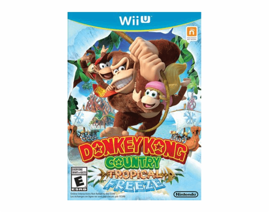 Wii clipart covers download clip art Donkey Kong Country Tropical Freeze - Donkey Kong Country ... clip art