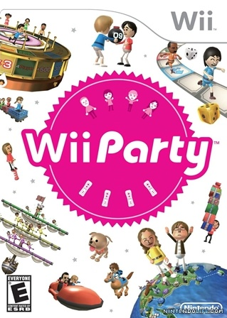 Wii clipart covers download svg transparent Wii Party Cover Artwork svg transparent