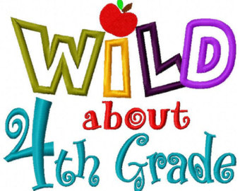Wild about first grade clipart picture royalty free 4th Grade Clipart | Free download best 4th Grade Clipart on ... picture royalty free