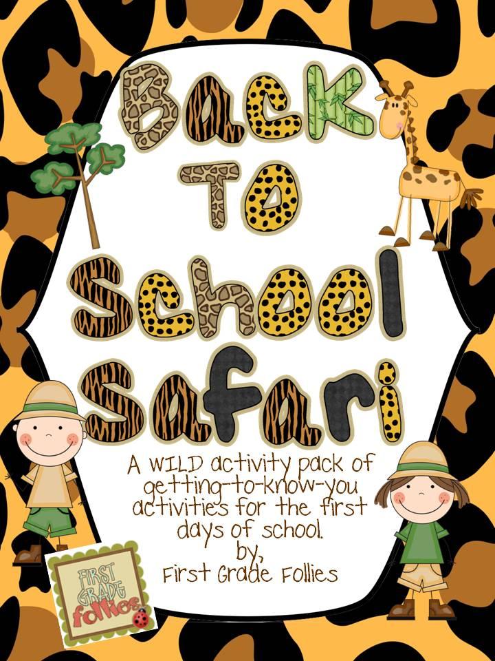 Wild about first grade clipart image transparent stock First Grade Follies: Wild & Wonderful Wednesday image transparent stock